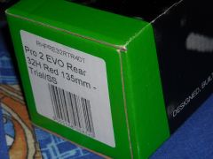 Hope Pro 2 Evo Trials 40t box